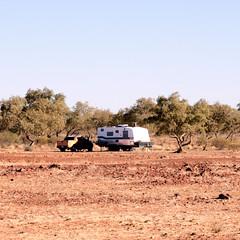 BIRDSVILLE TRACK,  LAKE TIPPIPILA CAMPGROUNDS (16th man) Tags: birdsville birdsvilletrack queensland southaustralia canon eos eos5dmkiv lake tippipila