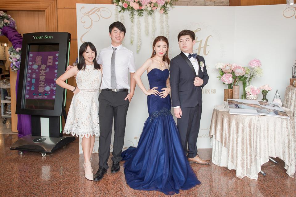 台南婚攝 海中寶料理餐廳 滿滿祝福的婚禮紀錄 W & H 116