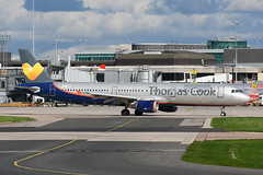 LY-VED Airbus A321-232 EGCC 23-09-18 (MarkP51) Tags: lyved airbus a321232 a321 thomascookairlines mt tcx hybridcolours manchester ringway airport man egcc england airliner airplane plane image markp51 nikon d7200 aviationphotography