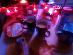 International Coffee Day * Glitch * Humor *  SAM_6000
