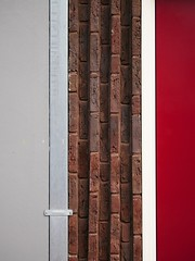 Blocks (GabiMu) Tags: arnhem gabimuyters lijnen lijnenspel urban stad stads wall muur
