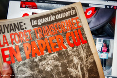 _DSC4662 (Pascal Rey Photographies) Tags: lagueuleouverte hedomadaire seventies thefabulous70s journalsatirique caricatures écologie ecologiste ecology newspapers information nousvoulonsdescoquelicots dessins drawings lecanardenchainé journaux pollution pesticides coquelicots poppies rouge red rosso rote protest revolte revivre anarchie anarchy