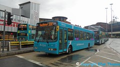 Arriva North West Wrightbus VDL Commander CX06 BHW 2586 - Liverpool (Efan Thomas Bus Spotting Photography) Tags: arriva north west wrightbus vdl sb200 commander cx06bhw 2586
