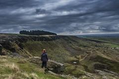 Coombes Edge (PaulEBennett) Tags: boy landscape derbyshire coombesedge pentaxk3ii
