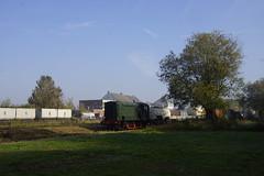 ZLSM NS 639 met korte goederetrein op het emplacement van station Simpelveld 20-10-2018 (marcelwijers) Tags: zlsm ns 639 met korte goederetrein op het emplacement van station simpelveld 20102018 diesel locomotive lokomotive lokomotief locomotief