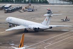 RADA AIRLINES Il-62 EW-450TR 004 (A.S. Kevin N.V.M.M. Chung) Tags: aviation aircraft aeroplane airport airlines apron plane spotting ilyushin il62 cargo