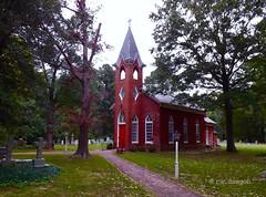 Christ's Church, Kingston Parish (r.w.dawson) Tags: mathewscounty virginia va usa church architecture building christschurch episcopal kingstonparish