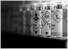 _DSC6859ed (alexcarnes) Tags: dangerous chemicals lab laboratory vials skull crossbones alex carnes alexcarnes nikon d810 tamron 90mm f28 macro