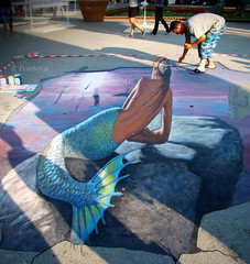 Street Art (R_Ivanova) Tags: street art colors color summer sony outdoor rivanova риванова улица цветно арт българия варна bulgaria people mermaid