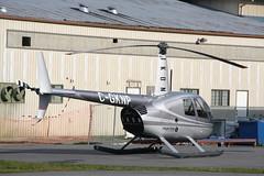 C-GKNP Hunter R44 (Vernon Harvey) Tags: cgknp robinson r44 astro hunter helicopters ikon langley ynj