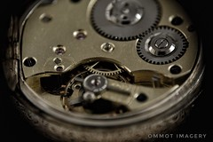 Clockwork (Steve.T.) Tags: macro macrophotography antique vintage pocketwatch workings inside watch timepiece nikon d7200 raynoxdcr250 closeup detail cogs wheel spring clockwork antiquewatch vintagewatch