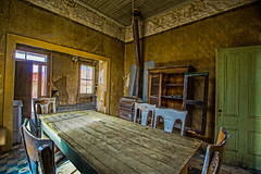 The dining room for ghosts--DSC09069--Bodie, CA (Lance & Cromwell back from a Road Trip) Tags: bodieghosttown bodie ghosttown mono county california roadtrip travel 2018 statepark