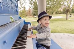 Sept 19/18 (melbaczuk) Tags: lino dad graveyard cemetery pianosinthepark piano kelowna canon canon7d
