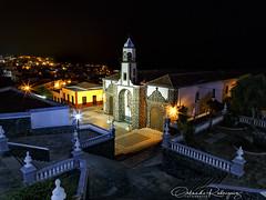 Thirty years. (Instagram: orlan_rs) Tags: iglesia church nocturnas nighphotography elhierro canaryislands valverde