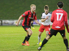 Lewes 2 Kings Langley 1 FAC replay 26 09 2018-595.jpg (jamesboyes) Tags: lewes kingslangley football nonleague soccer fussball calcio voetbal amateur facup tackle pitch canon 70d dslr