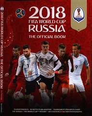 FIFA World Cup Russia, The Official Book; 2018_1 (World Travel Library - collectorism) Tags: 2018 fifa worldcup fifaworldcup russia officialbook book buch könyv sport football frontcover brochure library center worldtravellib holidays tourism trip touristik touristisch vacation countries papers prospekt catalogue katalog photos photo photography picture image collectible collectors collection sammlung recueil collezione assortimento colección ads gallery galeria touristische documents dokument