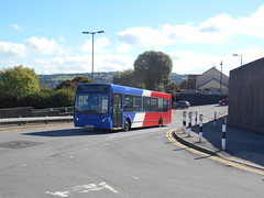 N.A.T Group (ComfortDelGro) LK08 DWJ (Welsh Bus 18) Tags: natgroup comfortdelgro dennis dart slf 4 adl enviro200 lk08dwj blackwood metroline del855