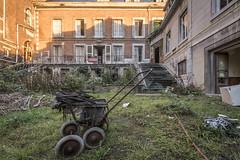 DSC_6685-HDR (Foto-Runner) Tags: urbex lost decay abandonné carmel couvent automne