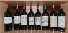 La bonne étagère (balese13) Tags: gironde moulis médoc vignoble bouteille vin rouge nikon d5500 1855mm