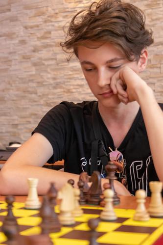 Grand Prix Spółdzielni Mieszkaniowej w Szachach Turniej VII-25