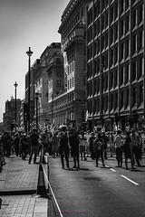 IMG_8754 (KitsuneUK) Tags: london protest tommy robinson photo photojournalism journalism canon bnw bw black adobe film