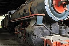 I_B_IMG_0550 (florian_grupp) Tags: asia myanmar burma train railway railroad myanmarailways southeast metergauge metregauge 1000mm diesel locomotive pyuntaza scrap yard yb yd yc