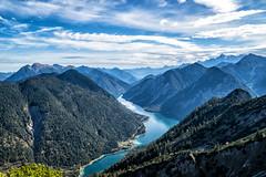 Plansee vom Zunterkopf (stefangruber82) Tags: alps alpen mountains berge see bergsee mountainlake lake tirol tyrol