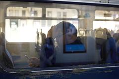 Caerdydd Canolog (The Unfortunate Whale) Tags: digital canon canon5dmk2 canon5dmkii eos 50mm 50mmstm 5dmk2 5dmkii street streetphotography southwales colour cardiff cardiffcentral caerdyddcanolog train