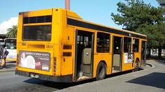 AMT 3829 (Lu_Pi) Tags: amt genova autobus bus iveco iveco490 turbocity turbocityur amtgenovalinea43 brignole albaro ospedalesanmartino