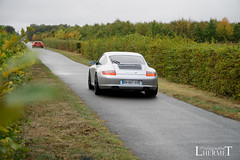 20181007 - Porsche 911 (997-1) Carrera S 355cv - S(4004) - CARS AND COFFEE CENTRE - Chateau de Longue Plaine (laurent lhermet) Tags: carreras carrera chateaudelongueplaine domainedelongueplaine porsche911carrera porsche porsche911 porsche9971 sel18105f4 sonya6000 sony sonyilce6000