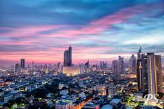 24oct18dawn-2 (pxs119) Tags: dawn morning sunrise bangkok thailand cityscape