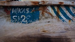 IMGP0347 Old wood (Claudio e Lucia Images around the world) Tags: matemwe zanzibar tanzania boats wood old abandoned colors sigma sigmaart pentax pentaxk3ii pentaxart fishermanboats ropes rust sigma1020 beach sea corrosion rusty
