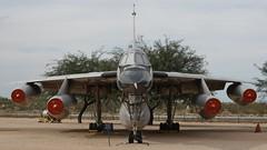 Convair B-58A-20-CF Hustler 61-2080 in Tucson (J.Comstedt) Tags: aircraft flight aviation air aeroplane museum airplane us usa planes pima space tucson az convair b58 hustler usaf 612080