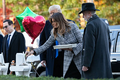 President Donald J. Trump and First Lady Melania Trump Travel to Pittsburgh (The White House) Tags: winner