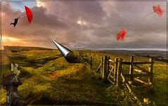 Windy Sunday (PaulO Classic. ©) Tags: hss sliderssunday photoshop 3d fantasy picmonkey