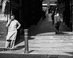Time to think (JEFF CARR IMAGES) Tags: northwestengland greatermanchester streetlife