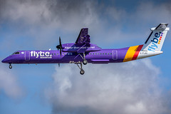 G-FLBC FlyBE Bombardier Dash 8-Q400 London Heathrow (rmk2112rmk) Tags: flybe bombardier dash 8q400 heathrow dash8q400 dash8 egll lhr turboprop airliners airplane planespotting spotting airliner aircraft airport plane aviation civilaviation gflbc