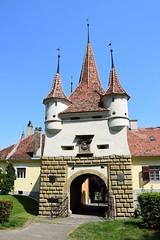 Puerta de Catalina (Brașov, Transilvania, Rumanía, 18-8-2018) (Juanje Orío) Tags: 2018 brașov transilvania rumanía românia europa europe europeanunion unióneuropea puerta arco gate