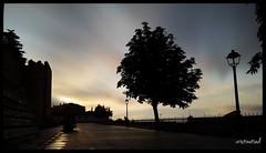 Amanece otoño, #Ávila (cristinatiad) Tags: ávila huaweip20pro p20pro longexposure sunrise clouds