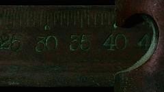 Platform Scale (SteveFromOhio) Tags: macromonday measurement platformscale weight mesures old antique dusty dirty macro lowkey vinta