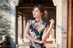 Jessica (Francis.Ho) Tags: jessica soso xt2 fujifilm girl woman female femme lady portrait people beauty pretty lips eyes hair face chinese model elegant glamour young sensuality fashion naturallight cute goddess asian daylight sunlight outdoor