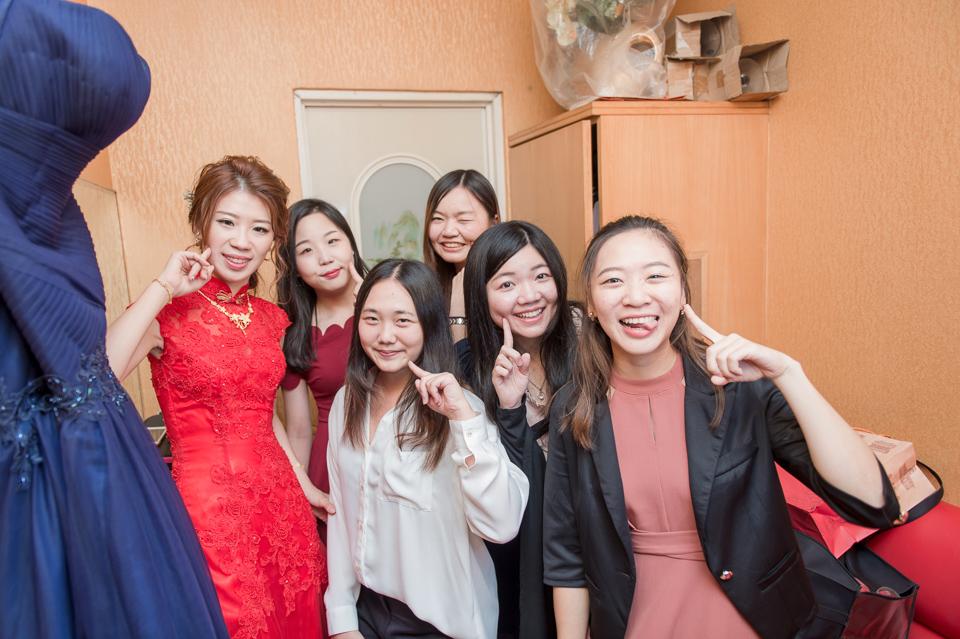 台南婚攝 海中寶料理餐廳 滿滿祝福的婚禮紀錄 W & H 076
