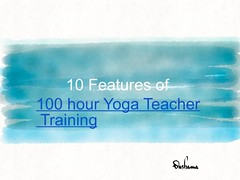 How 100 Hour Yoga Teacher Training Made Me a Better Person