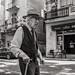 Old Man Walks alone