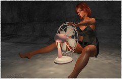 Keepin' It Cool (Only Chi - Thank you to my followers) Tags: keepinitcool rebeccaperl onlychi reveobscura argrace laq secondlife sensual sexy firestorm fan lara neve lecastle lumipro2018 lyriqzxue
