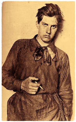 Vladimir Maiakovski el poeta de la revolución
