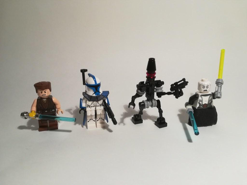 Star wars toys clones 5326 accept. interesting