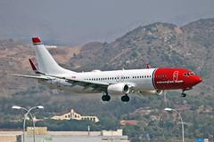 LN-NHF Boeing 737-8JP Norwegian Air Shuttle AGP 22-09-18 (PlanecrazyUK) Tags: lemg malaga–costadelsolairport malaga costadelsol lnnhf boeing7378jp norwegianairshuttle agp 220918