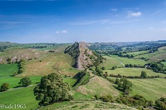 Parkhouse Hill From Chrome Hill, Peak District (safc1965) Tags: chrome hill parkhouse national trust peak district walking hiking landscape photography derbyshire