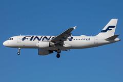 Finnair - Airbus A320-214 OH-LXI @ London Heathrow (Shaun Grist) Tags: ohlxi fi finnair airbus a320 shaungrist landing 27r lhr egll london londonheathrow heathrow airport aircraft aviation aeroplanes airline avgeek